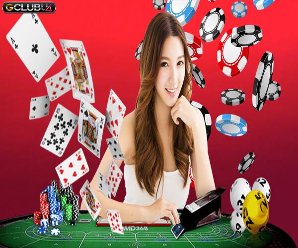 จีคลับเว็บไซต์พนันออนไลน์ที่มีรูปแบบการเล่นที่หลากหลาย